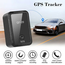 Personal Tracking Object GF 09 Anti Lost Tracker GF09 Mini GPS GF-09 Locator Tracer Device Free Installation