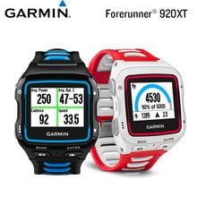 c81ba7770cd Garmin Forerunner 920XT GPS corrida ciclismo natação ferro três relógio  esportivo Dupla via satélite
