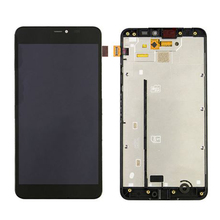 For Microsoft Nokia Lumia 640XL 640 XL LCD Display with Touch Screen Digitizer Assembly With frame Free Shipping