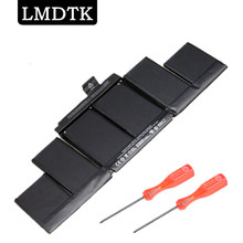 LMDTK NEW Laptop Battery For Apple MacBook Pro 15  A1417 A1398 (2012 YEAR ) MC975 MC976