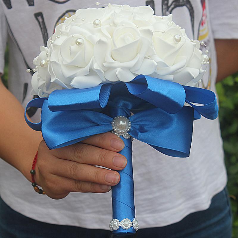 Foam Bridal Bouquet 21