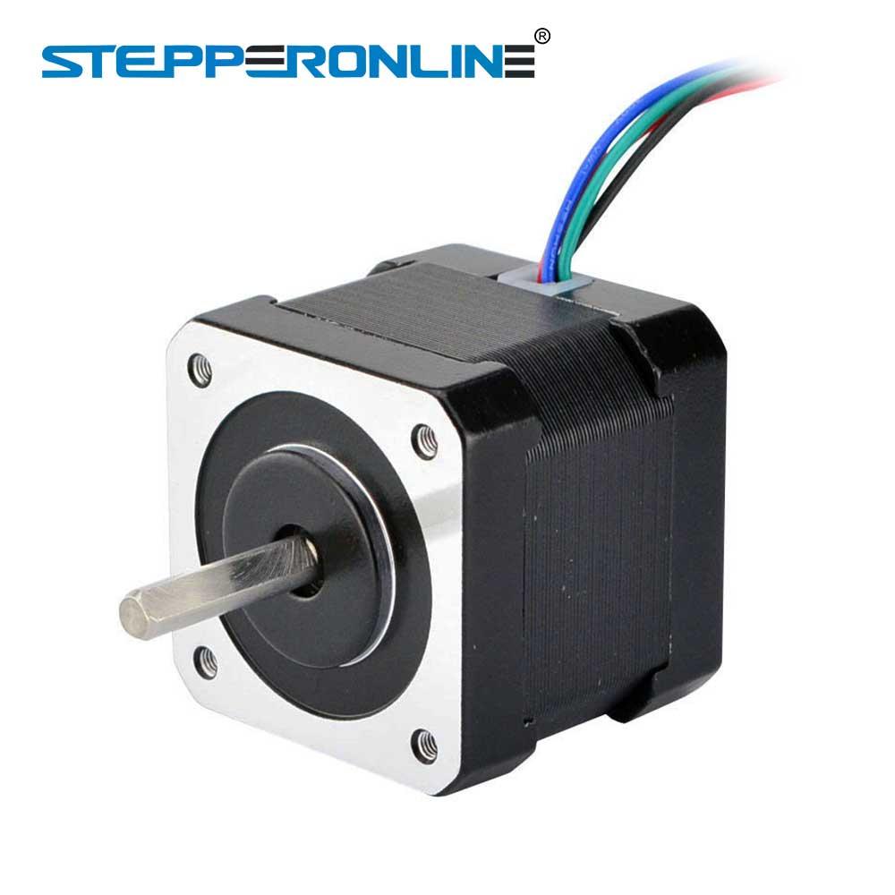 Nema 17 Stepper Motor Nema 17 Bipolar 2A 1m Cable ( 17HS16-2004S1) for 3D Printer CNC Robot Reprap Prusa цены