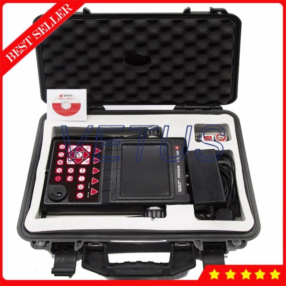 Mfd660c интеллектуальный цифровой ультразвуковой дефектоскоп с высокой скоростью usb2.00tg интерфейс связи НК Тесты оборудования