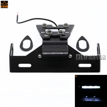 For HONDA CB1000R 2010 2015 Motorcycle Accessories Tail Tidy Fender Eliminator Registration License Plate Holder LED