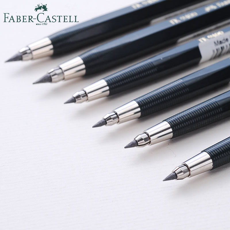 Tk9400 Clutch Pencil 2mm B Single Faber-Castell