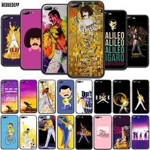 WEBBEDEPP Freddie Mercury Queen band TPU Phone Case for OPPO A1 A3S A5s A7 A37 A57 A73 A83 F5 F11 R15 R17 Pro Soft Cover lavaza african beauty girl tempered glass soft case for oppo a3s a5s a7 a37 a39 a57 a73 a77 a7x f5 f7 f9 f11 cover