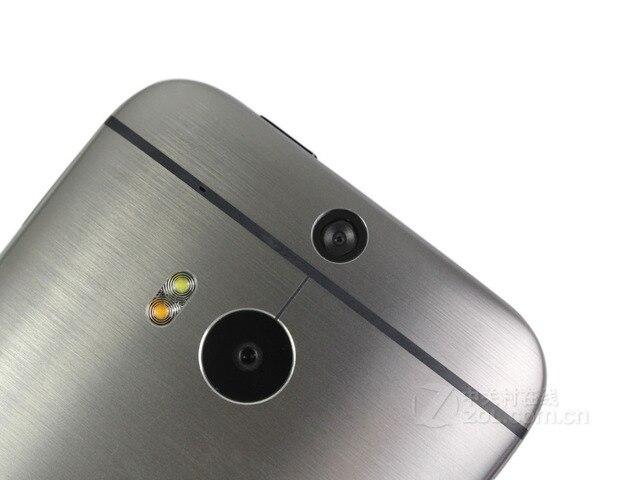 "Refurbished Original HTC ONE M8 Unlocked Cell Phone 5.0"" Screen Quad-Core 2GB RAM 32GB/16GB ROM Dual Back Cameras 3"