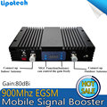 Hight Gain 80dB EGSM 900MHz Signal Repeater Extended GSM Cell Phones Signal Booster AGC MGC EGSM Mobile Phone Signal Amplifi
