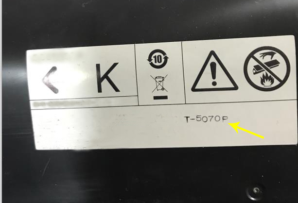 Standard Capacity Compatible Toner Cartridges Replacement for Toshiba T-FC505C Toner Cartridge for Toshiba E-Studio 2000A 2500AC 2505AC 3005AC 3505AC 4505AC 5005AC Toner,4colors