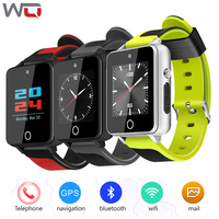 WQ S9 Android Smart Watch 3G WiFI Smartwatch Android 5.1 MTK6580 512M+4G Watch with 2.0MP Camera GPS Activity Tracker Reloj