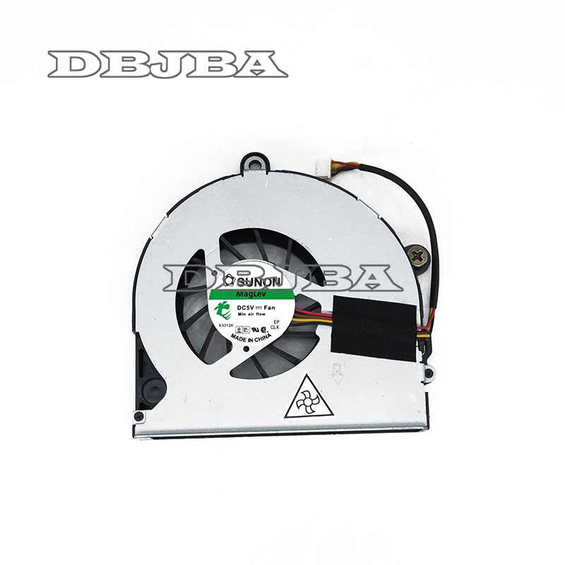 Fan Voor Toshiba Satellite P770 P775 P775-S7100 KSB06105HB-AK1X 4-WIRE DC280009UD0 laptop cpu koelventilator