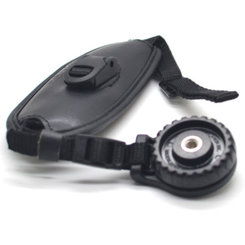 DOITOP Camera Strap PU Leather Practical SLR E2 Camera Hand Grip Wrist Strap For Canon Camera Camera Accessories