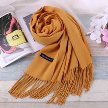 TagerWilen Luxury Brand Scarf Unisex 2018 Female Male Best Quality Wool Cashmere