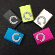 Восемь Цвета Mp3 музыкальный плеер Reproductor де Musica расширения Reproductor квадратный Дизайн Нет Bluetooth 3,5 мм разъем для наушников