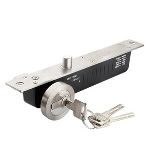 12V 24V 1000KG Fail Secure Electric Bolt Lock with Emergency key High quality Electronic locks for