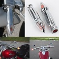 Motorcycle Turn Signals Handlebar Grip Spirit 750 2000-2006/VTX 1300 2003 to 2006 fit for Harley Davidson Choppers