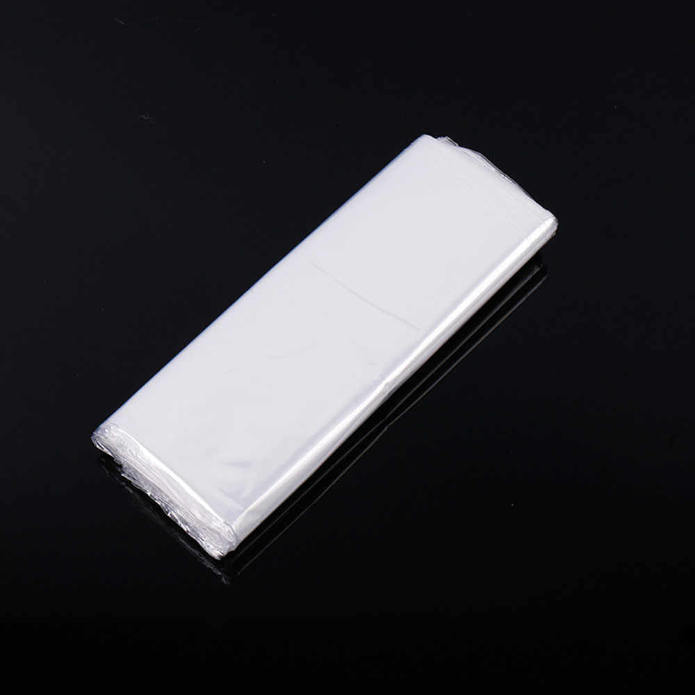 POF Transparent Heat Shrink Bags Clear Plastic Cosmetic Gift Box Packaging Film Bag Heat Shrink Industrial Bag Wrapping Material