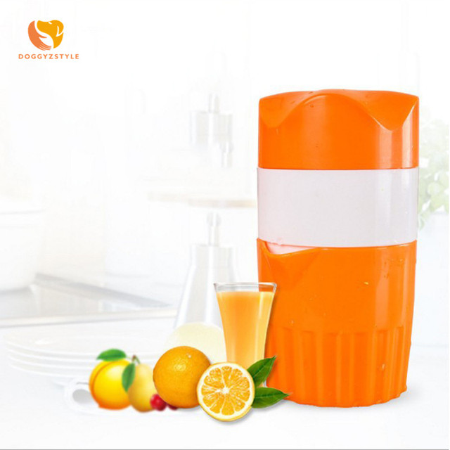 Portátil limón exprimidor de cítricos de naranja limón fruta exprimidor 100% Original de la casa de niño de vida saludable de la máquina