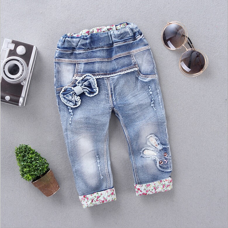 New-Arrival-Baby-Girls-Fashion-Denim-Jeans-Girls-Floral-Belt-Skinny-Jeans-Kids-Spring-Autumn-Jeans-Child-Long-Pants-1