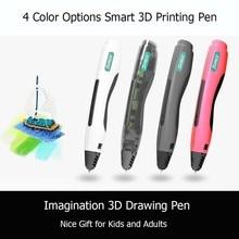 Pen-Support Scribble-Pen Creation-Printing Filament 3D PLA Children SUNLU SL 400 Christmas-Gift-Set