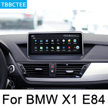 For BMW X1 E84 2009-2015 Car Android screen touch display GPS Map Navigation radio stereo Audio head unit multimedia player WIFI frame android 6 0 car dvd player for chery beat m1 m5 x1 indis s18 xcross 2009 multimedia stereo radio tape recorder head units