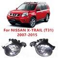 Для NISSAN X-TRAIL (T31) 2007-2015 Противотуманные Фары Передний бампер лампа B6A508990A 261508990A 4419375