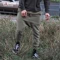 VIISHOW мужская Досуг Брюки Мужчины Повседневная Гарем Брюки Хип-Хоп Свет Армия Зеленый Длинные Штаны Для Мужчин Одежда KC21563