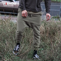 VIISHOW Men's Leisure Pants Men Casual Harem Pants Hip Hop Light Army Green Long Sweatpants For Men Clothing KC21563