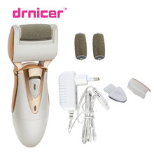 Waterproof Electric Pedicure Tool Better Swaing Scholls Feet File Callus Remover Exfoliator Remover Pedicure and Manicure Tool