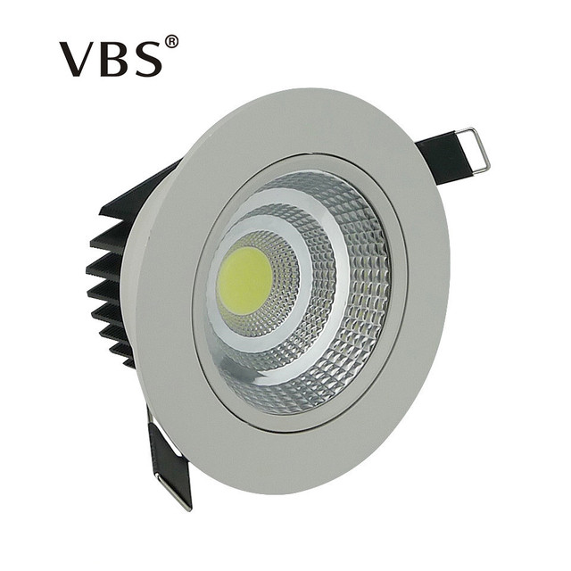Aliexpress Com Buy Dimmable Mini Led Downlight 220v 110v 20w 10w 5w Spot Led Encastrable Plafond Dimmable Cob Adjustable Led Recessed Downlight From