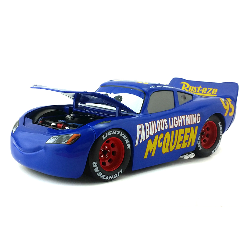 Disney Pixar Cars 3 Large No 95 Fabulous Lightning Mcqueen 1 55