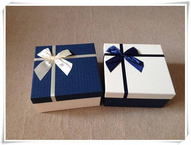 A Square Valentine S Day Gift Packing Box Business Birthday Gift