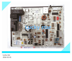 98% new for Gree Air conditioning computer board circuit board M518F1 30035561 GRJ518-A good working