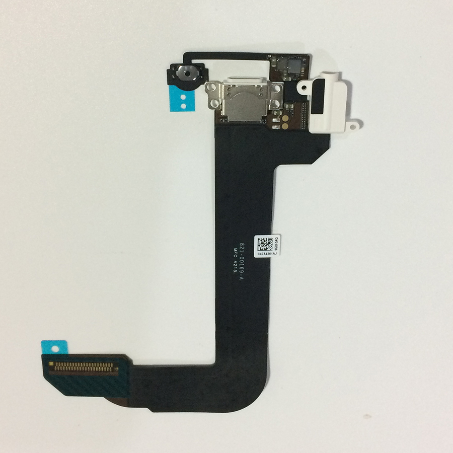 Charging Dock Headphone Jack Port Replacement Flex Part for Ipod Touch 6 6th gen