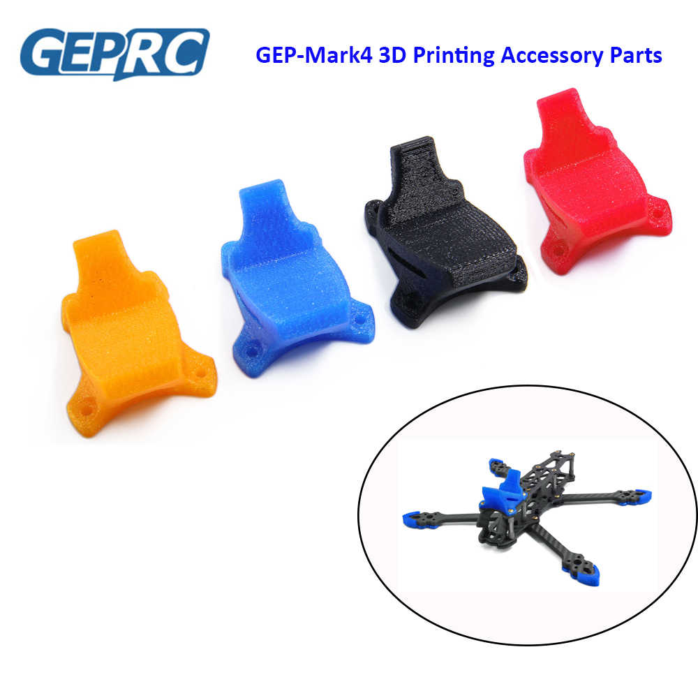 GEPRC 3D Printing TPU FPV Camera Fixed Mount Compatiable with GEP Mark4 Frame Kit