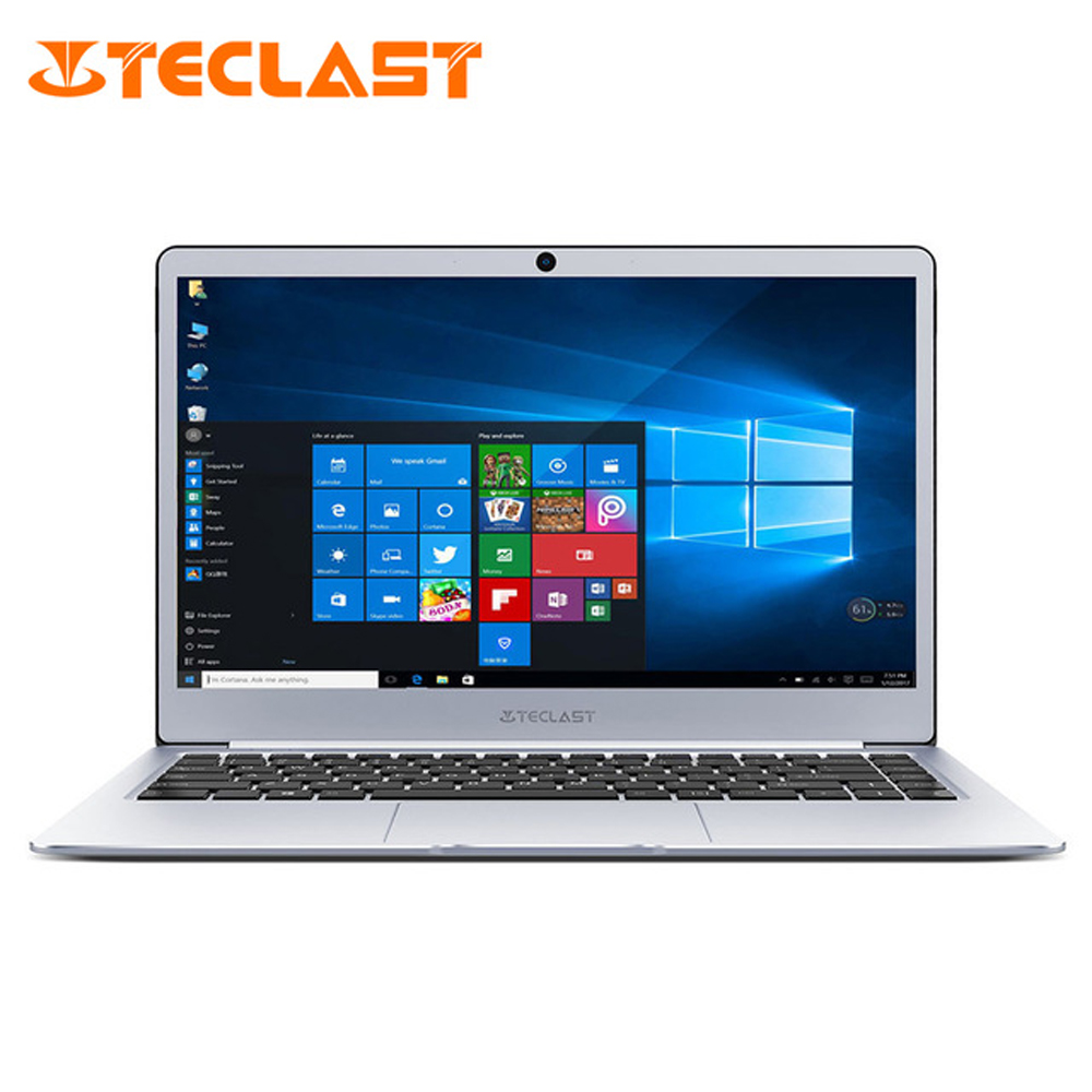 Teclast F7 laptop Intel Celeron N3450 Quad Core Windows 10 notebook 6GB RAM 128GB SSD HDMI Bluetooth 14.0 inch gaming laptops
