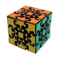 LeadingStar 3D X Cube Gear Magic Cube Speed Puzzle Cubes 3x3x3 Twist Puzzle Cubo Magico Learning