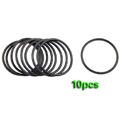 10 pcs <font><b>60mm</b></font> x 3.5mm Mechanical Nitrile Rubber <font><b>O</b></font> <font><b>Ring</b></font> Oil Seal image