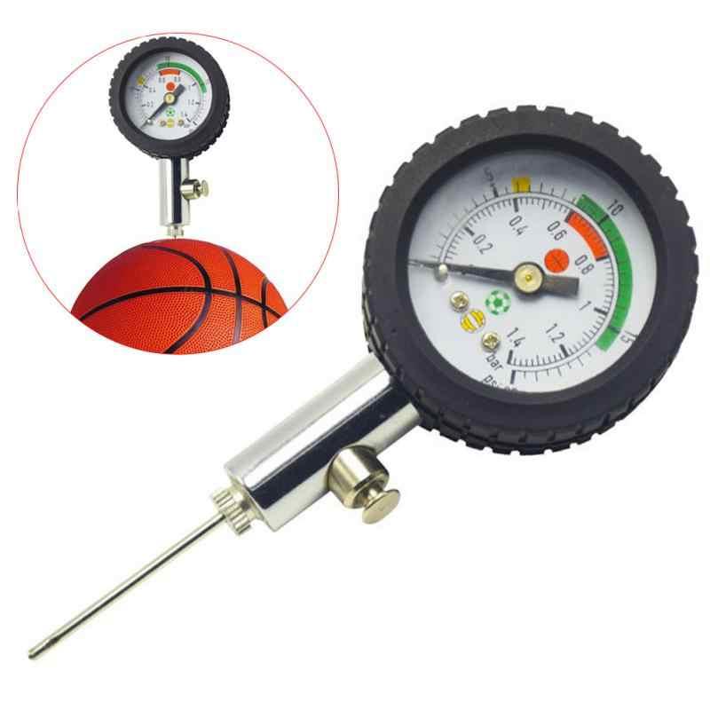 Sepak Bola Alat Ukur Tekanan Udara Menonton Sepak Bola Voli Basket Barometer Aliexpress