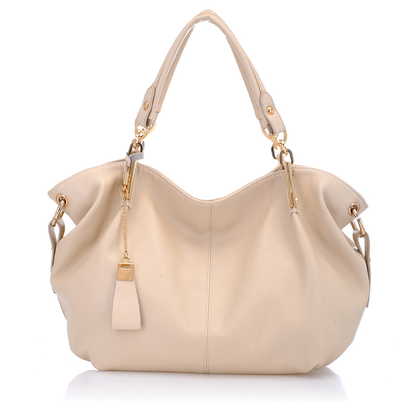 Tagdot brand Bag Women genuine Leather <font><b>Handbag</b></font> Shoulder Messenger bag Fashion Leisure <font><b>Handbag</b></font> Black Blue Beige Brown <font><b>Khaki</b></font> 2018