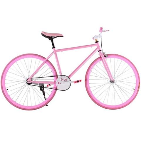 Bicicleta de Freio Masculino e Feminino Cor da Bicicleta Polegada Adulto Sólido Pneu Web Celebridade Estudante Genuíno Adolescente Invertido 26