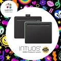 Wacom Intuos CTL-6100 цифровой графический планшеты рисунок 4096 давление уровней Средний размеры с бонус программы для компьютера + подаро