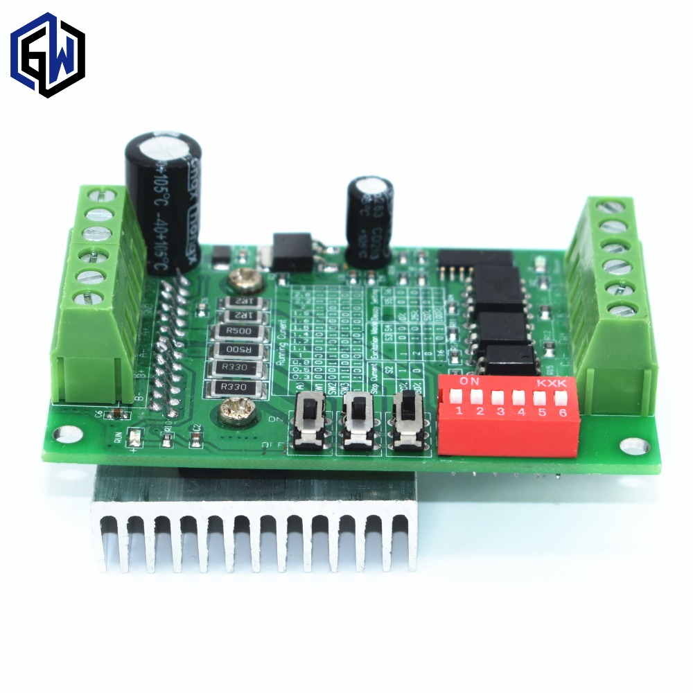 1pcs TB6560 3A Driver Board CNC Router Single 1 Axis Controller Stepper Drivers1pcs TB6560 3A Driver Board CNC Router Single 1 Axis Controller Stepper Drivers