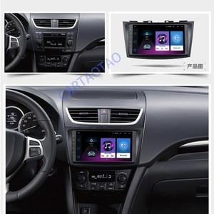 "Image 3 - 9"" Android 8.1 GO Car DVD Player for Suzuki Swift 2011 2012 2013 2014 2015 Car Radio GPS Navigation WiFi Player 2din"