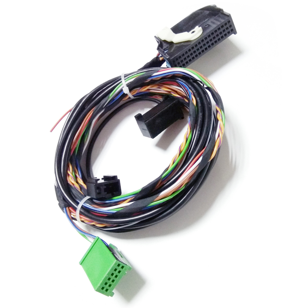 vw mk5 radio wiring cables