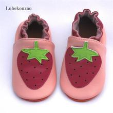 Lobekonzoo/Лидер продаж; обувь для маленьких девочек; гарантия; обувь из натуральной кожи на мягкой подошве; обувь для малышей;