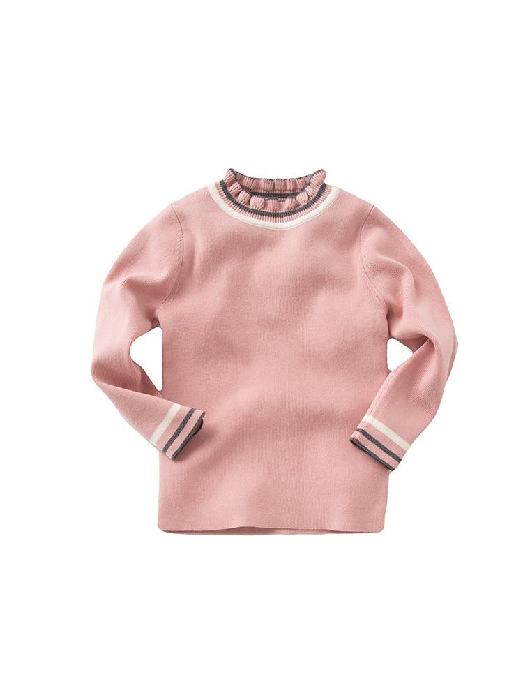 Turtleneck Sweater Pink