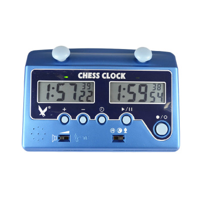 Digital Chess clock Jump New Professional Electronic Timer Small Chess Games Sports Watches Wholesale
