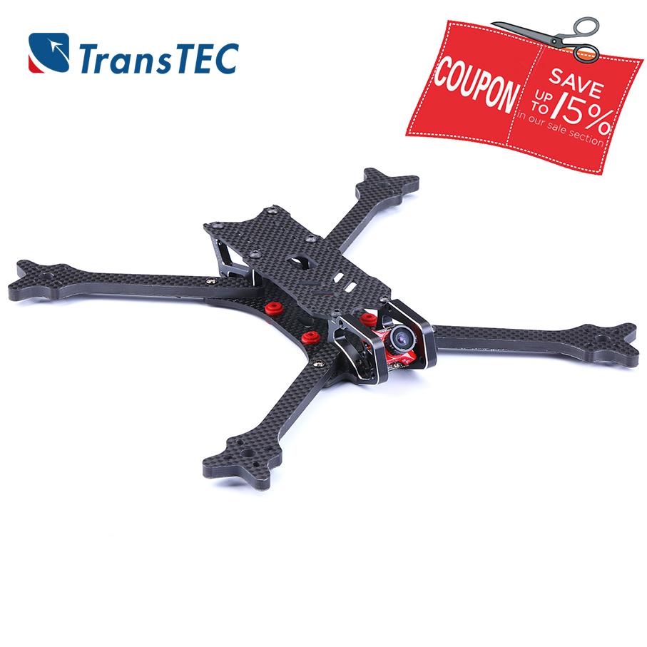 Transtec Laser Db5 Fpv Rc Drone Arms 5mm 3k Full Carbon With Semi Happymodel Bwhoop65 65mm Brushless Tinywhoop Frame Motor 0603 Freedom V2 235mm 98g 6mm Arm Led Shock Absorbers Kit