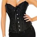 AL2550 Plus size two color women waist shaper high quality flower printed waist slimming corset new popular waist shaper corset
